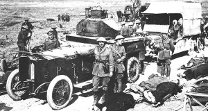 Rolls Royce Armoured Car Somme