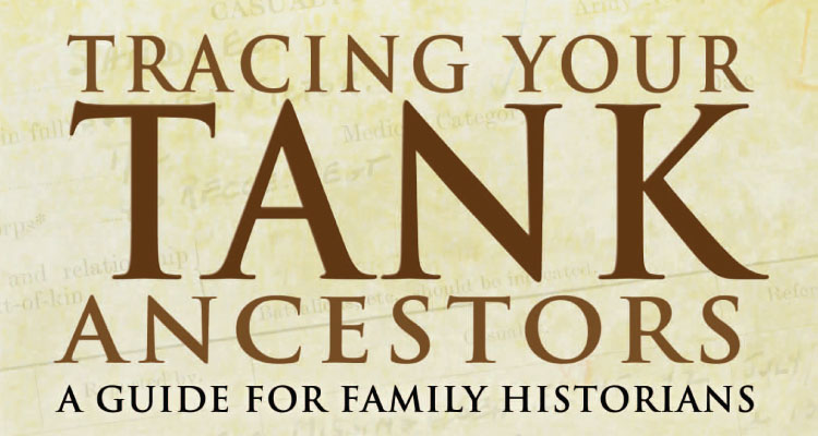 Tank Ancestors Family History Guide
