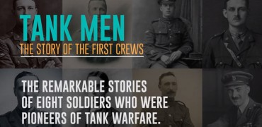 Tank Men: The Story of The First Crews.