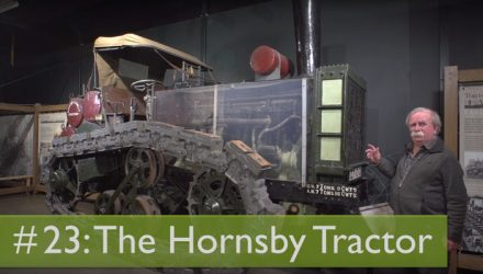 Hornsby Tractor Tank Chat