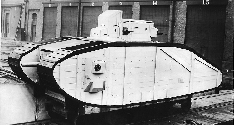Experimental Mark IV