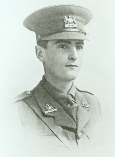 Captain Richard Leslie Wain.