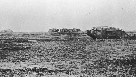Bourlon village Battle of Cambrai