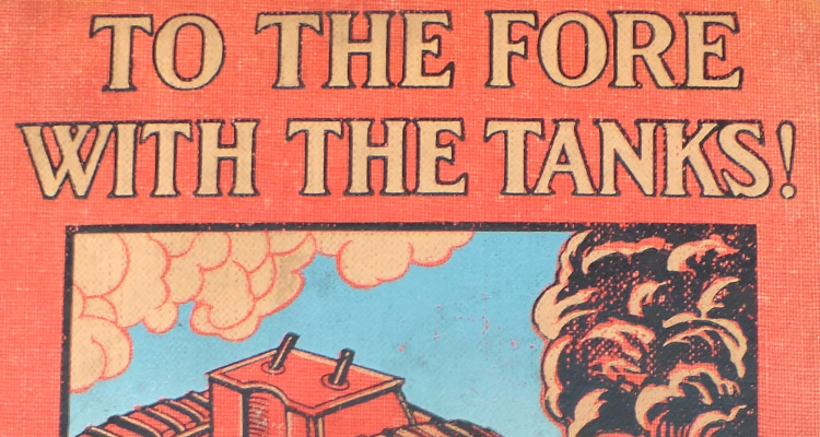 To the Fore with the Tanks