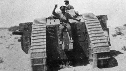 Palestine Tank Detachment