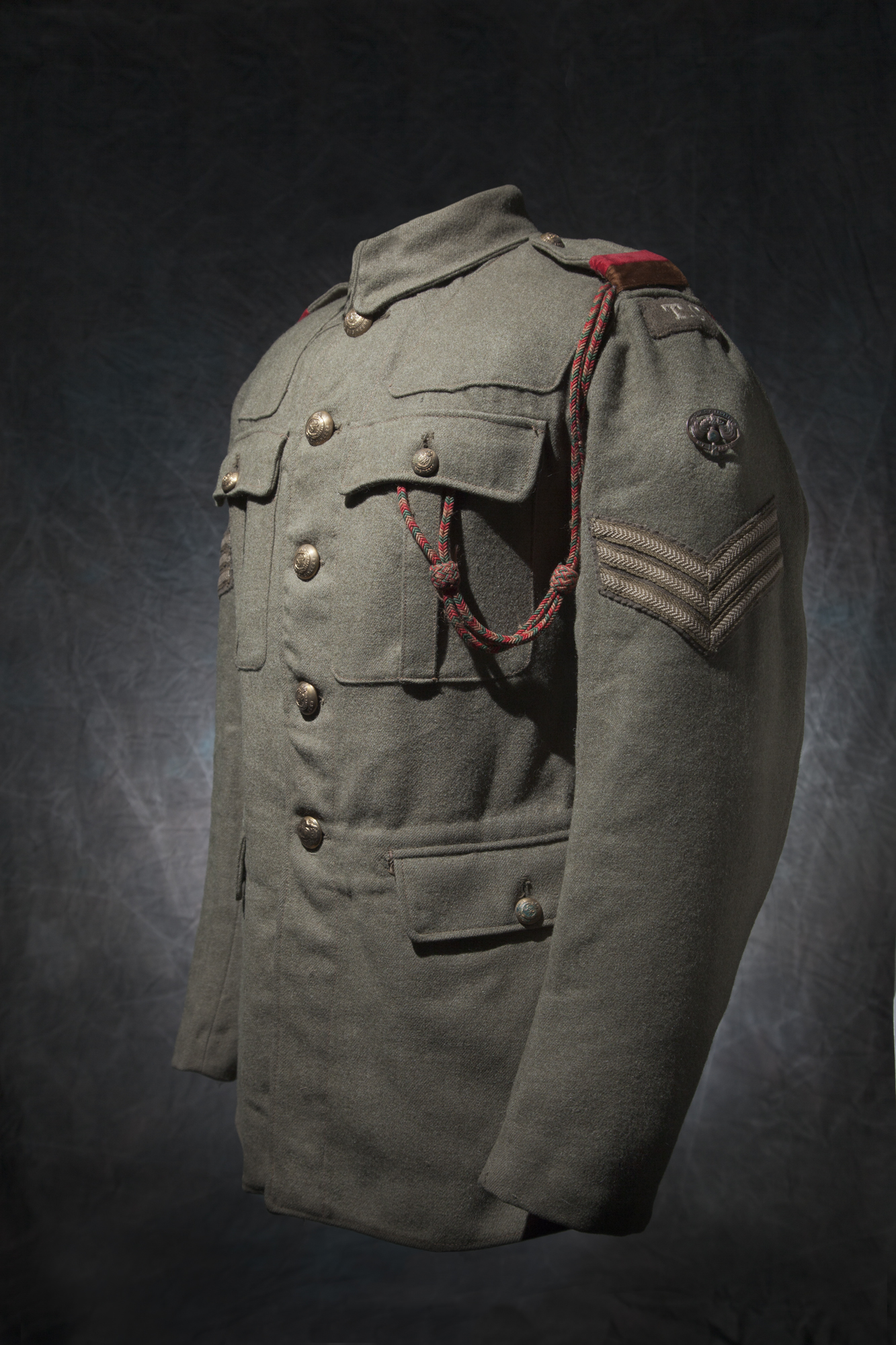 Walter Radcliffe's tunic