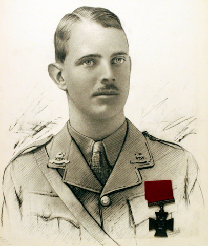 Clement Robinson Victoria Cross