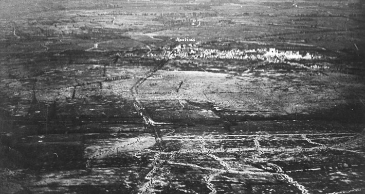 messines may 1917